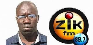Revue de presse du 29 septembre 2015 sur Zik fm avec Elhadj Ahmed Aidara