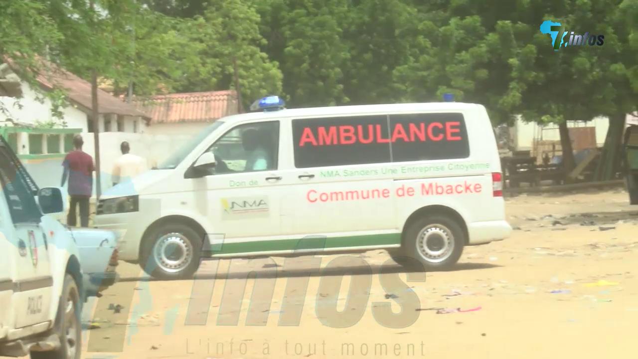 Ambulance de NMA
