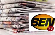 Revue des titres du 18 septembre 2015 sur sentv avec Ahmad Aidara
