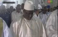 Visite matinale du président Macky Sall à Touba . Les sujets abordés avec le KGM ?