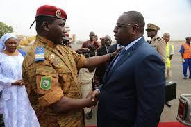 Macky Sall, président en exercice de la Cédéao attendu au Burkina vendredi (source officielle)