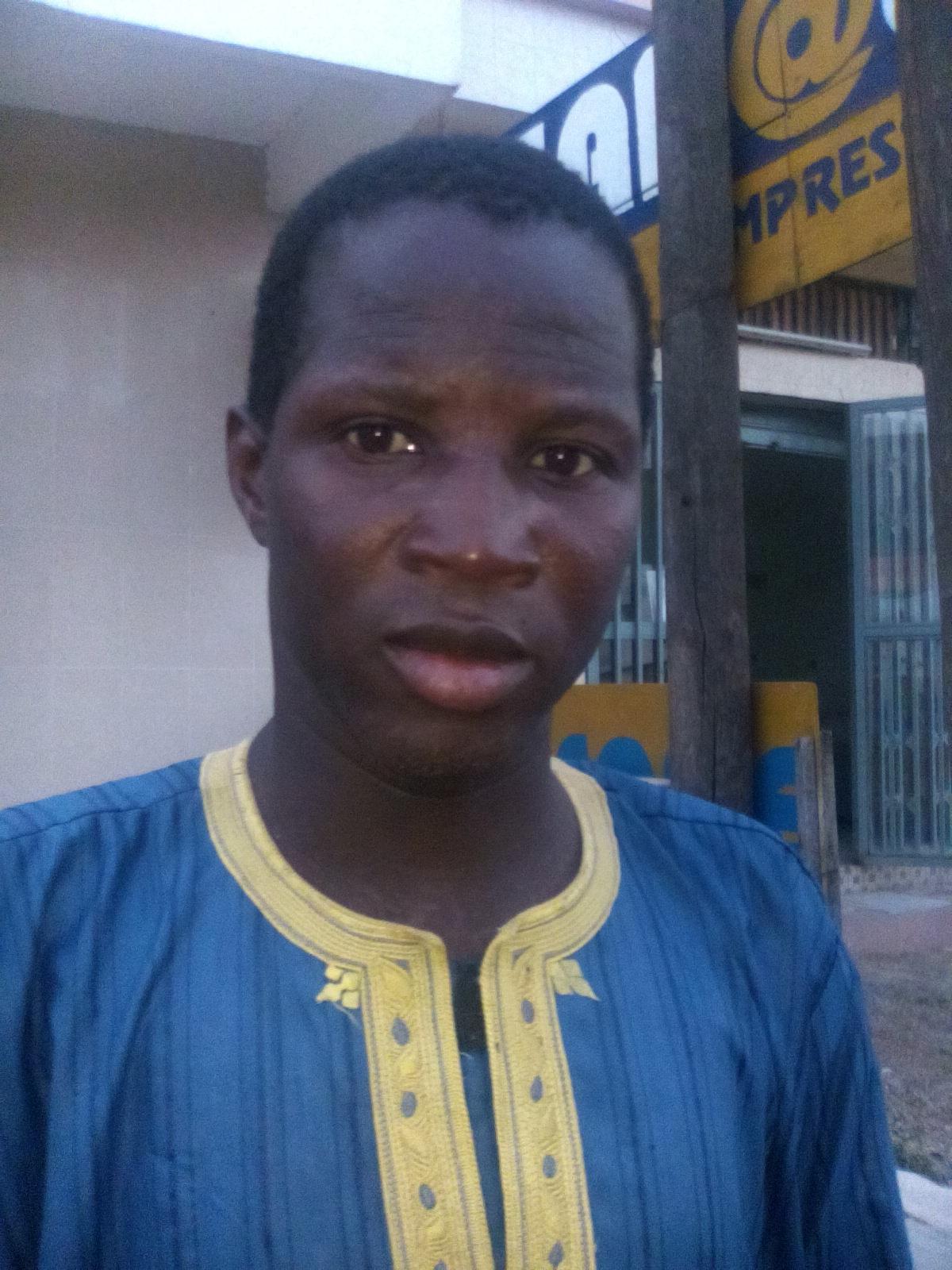 Moustapha Ndiaye , le mouton de tabaski, un véritable casse-tête !