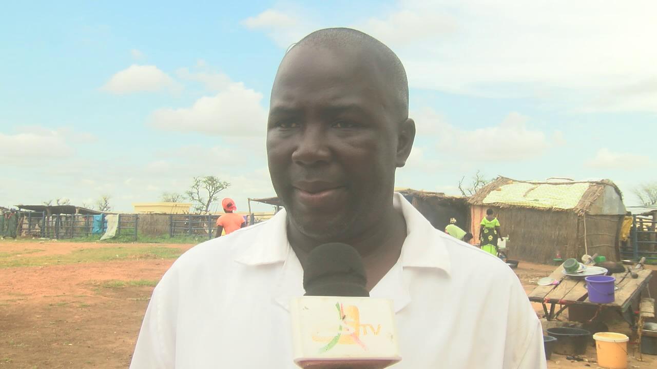 Tabaski à Touba : Ndary Diop chef service départemental élevage de Mbacké