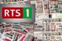 Revue des titres dans Kenkelibaa sur la Rts du Lundi 28 Septembre 2015