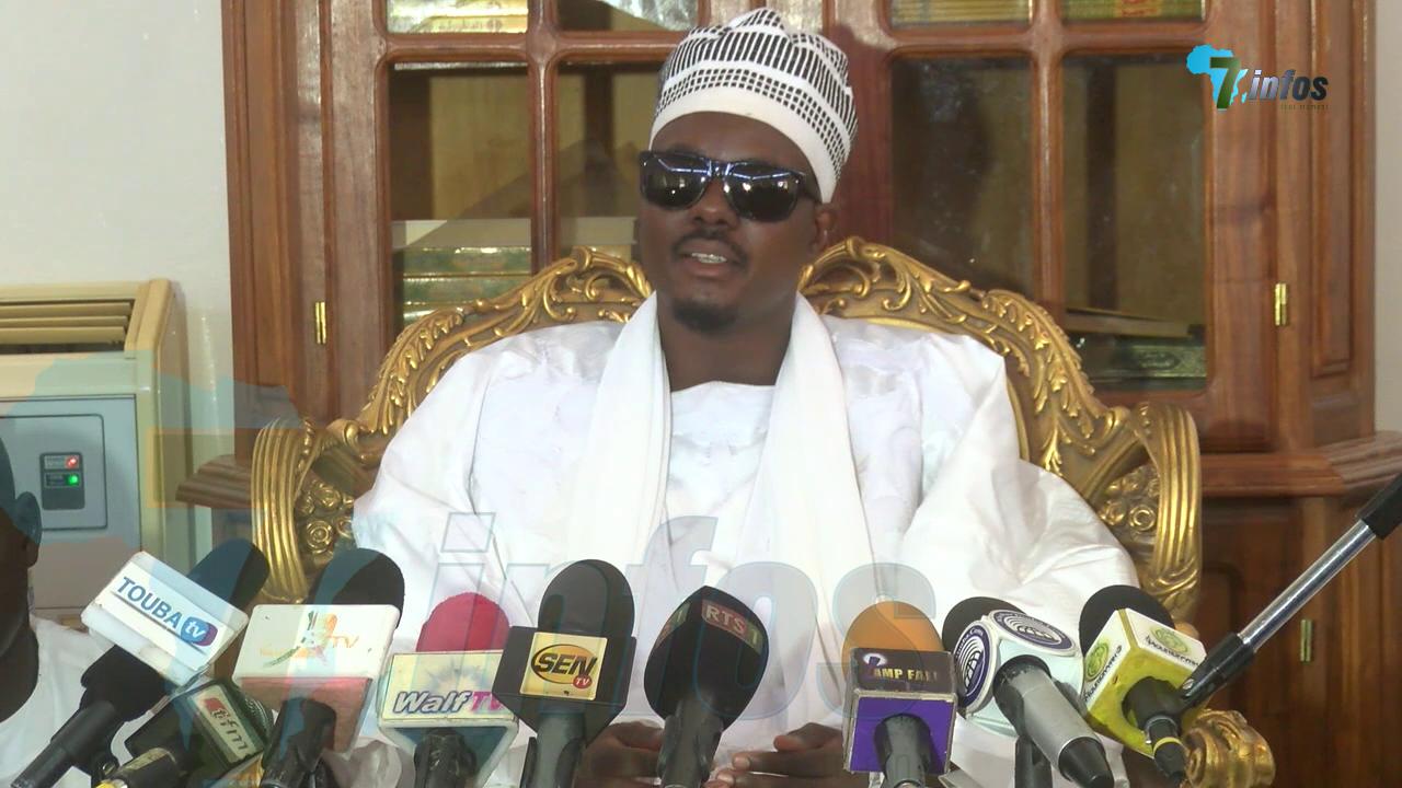 Organisation du grand magal 2015, Serigne Bassirou Mbacké ibn Cheikh Abdoul Khadre décline la feuille de route.