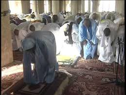 ( VIDEO ) Prière de Tabaski : Touba prie pour les victimes de Mouna