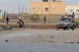 Violents affrontements à Benghazi, dans l'est de la Libye