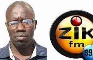 Revue de presse du 29 janvier 2016 sur Zik fm avec Elhadj Ahmed Aidara