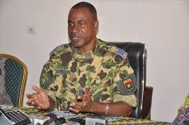 Le nouveau homme fort du Burkina Faso en exclusivité au téléphone sur france24 :