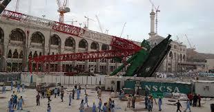 Le constructeur sanctionné après la chute d'une grue à La Mecque . La société BinLaden est «en partie responsable» selon une commission d'enquête.