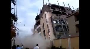 Un immeuble de 6 étages s'est effondré à Diourbel
