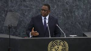 New York : Discours  de Macky Sall aux Nations unies !
