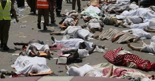 Mouna ! Encore un nouveau bilan : 33 morts et 10 autres corps non encore identifiés !