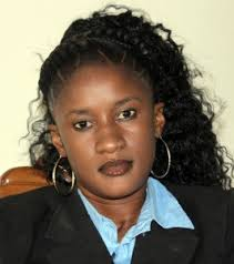 AMINA SAKHO Présidente du Mouvement Karim Président :