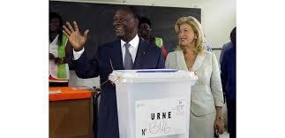 Présidentielle 2015 en Côte d'ivoire: Résultats provisoires de la CEI , Alassane Ouattara réélu avec 83,66% des suffrages exprimés  !