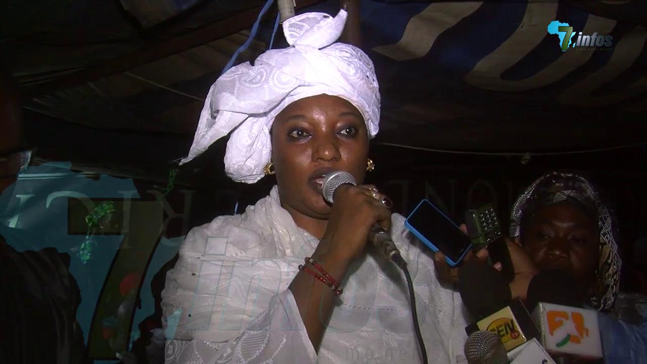 SANTE : Lutte contre le paludisme , l'honorable député Mame Khary Mbacké sensibilise les populations de Ndoyéne !
