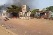 Fin de campagne chaotique en Guinée : 7 morts, des dizaines de blessés, des milliards de dégâts matériels.