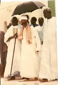 Souvenir : L'image de Serigne Abdou Khadre Mbacké gravée à jamais dans le cœur des fidèles !