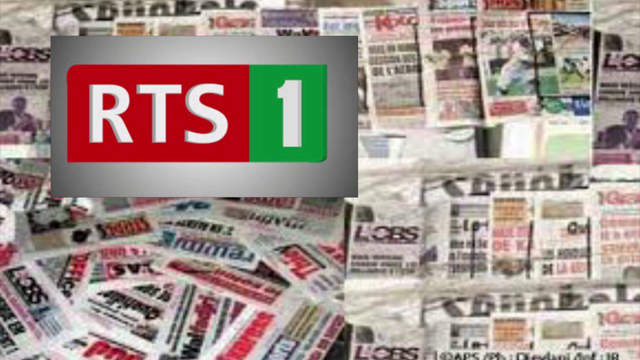 Revue des titres du 21 octobre 2015 sur la Rts1