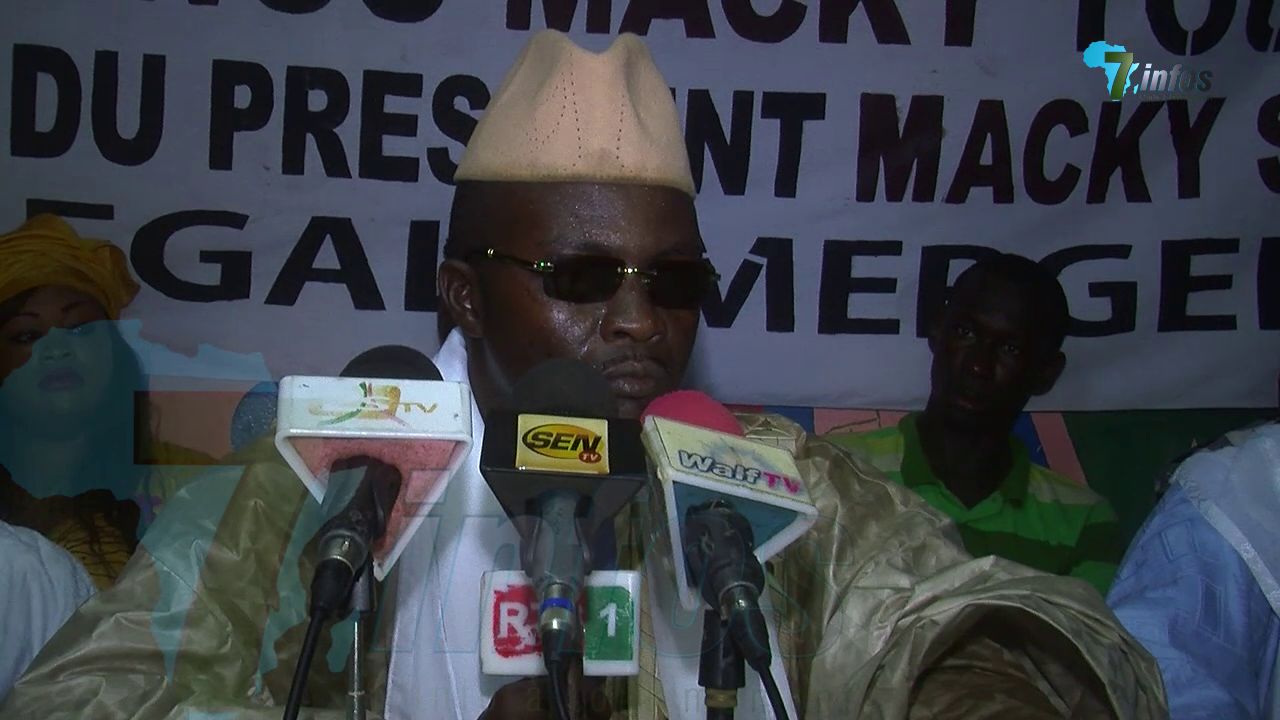 Politique : Serigne Modou Mbacké Bara Doly  charge puis  corrige Serigne Assane Mbacké Atékh et compagnie !!!