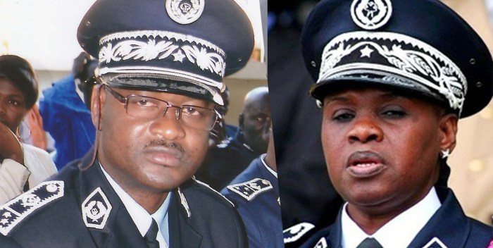 Police : Dgpn, Anna Sémou a passé le témoin, ce mardi, à  Oumar Mal  !