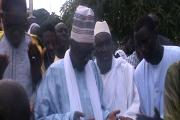Semaine culturelle Cheikh Ahmadou Bamba Au Gabon , des sites ont été visités ce samedi à Lambaréné