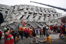 Séisme à Taïwan: Bilan provisoire  14 morts et plus de 150 disparus