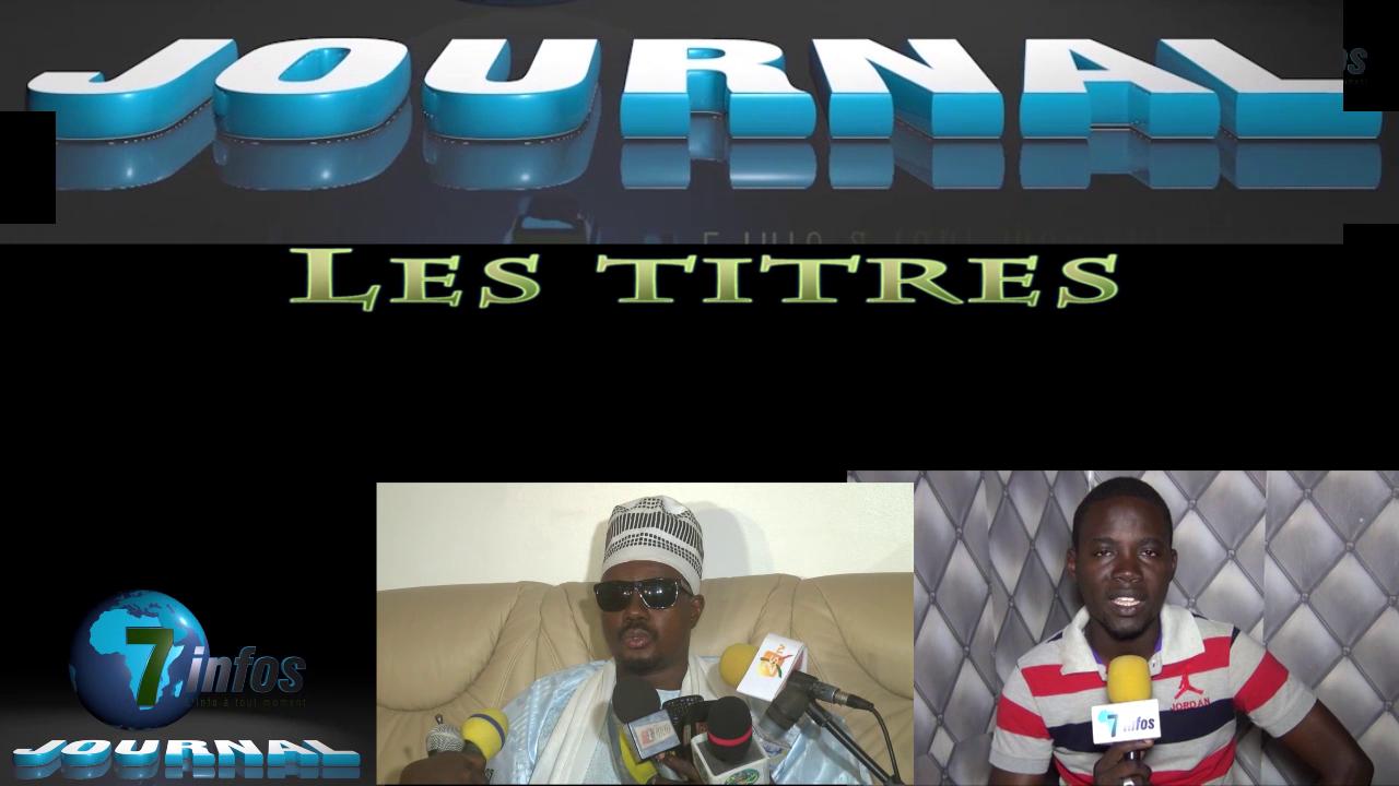 Xibaar yi : le journal de la semaine du 5 février 2016 avec Seydina Ousmane Sarr