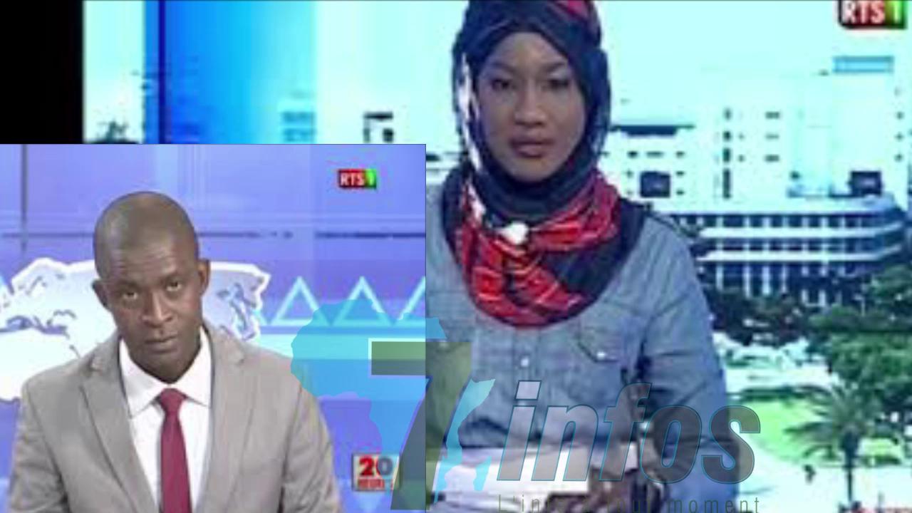 Gala de l'innovation : Les journalistes Oumy Ndour et ibrahima Diédhiou de la RTS réclament en direct une augmentation de salaire