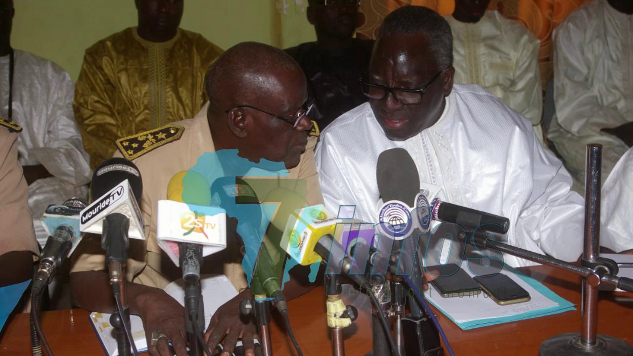 Magal Mbacké Cayor 2016, la sécurité parmi les priorités