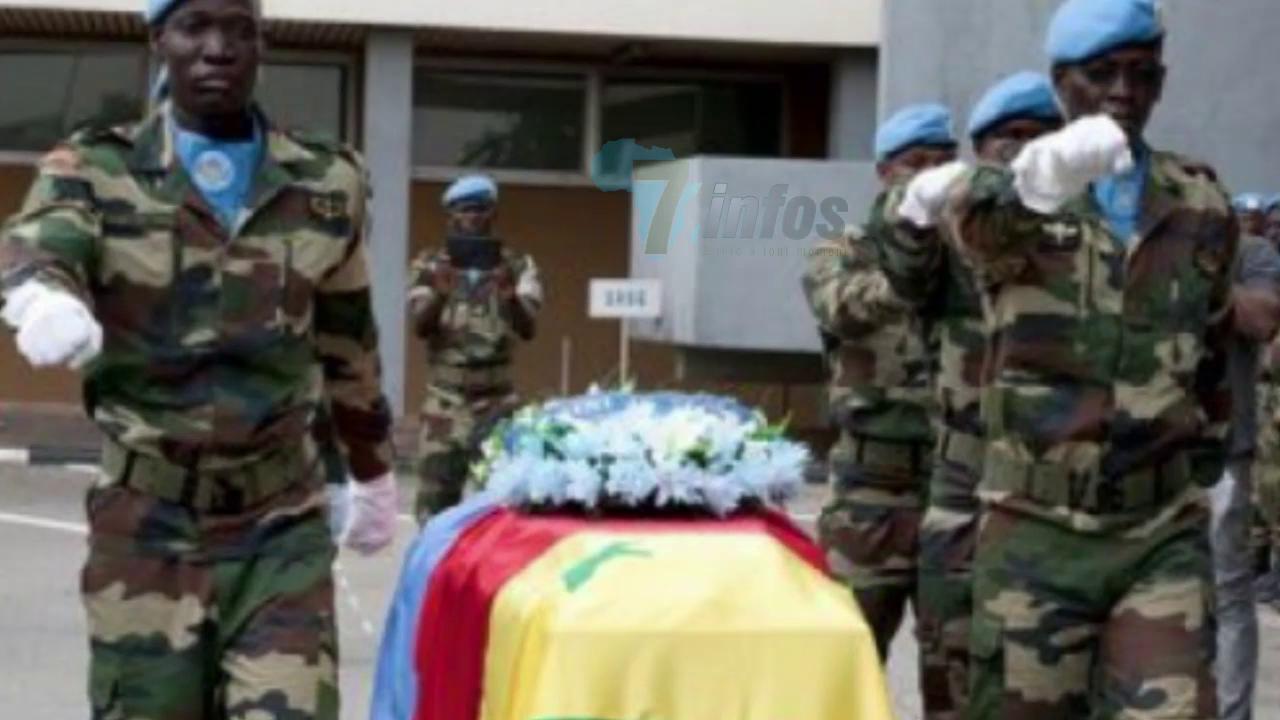 Accident de circulation : LA DIRPA ANNONCE LA MORT DE TROIS SOLDATS SÉNÉGALAIS EN CÔTE D'IVOIRE AVEC 6 AUTRES BLESSES