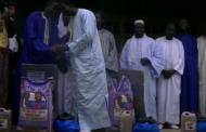 Le Maire de Mbacké offre des billets pour la Mecque et des denrées aux maîtres coraniques de sa commune