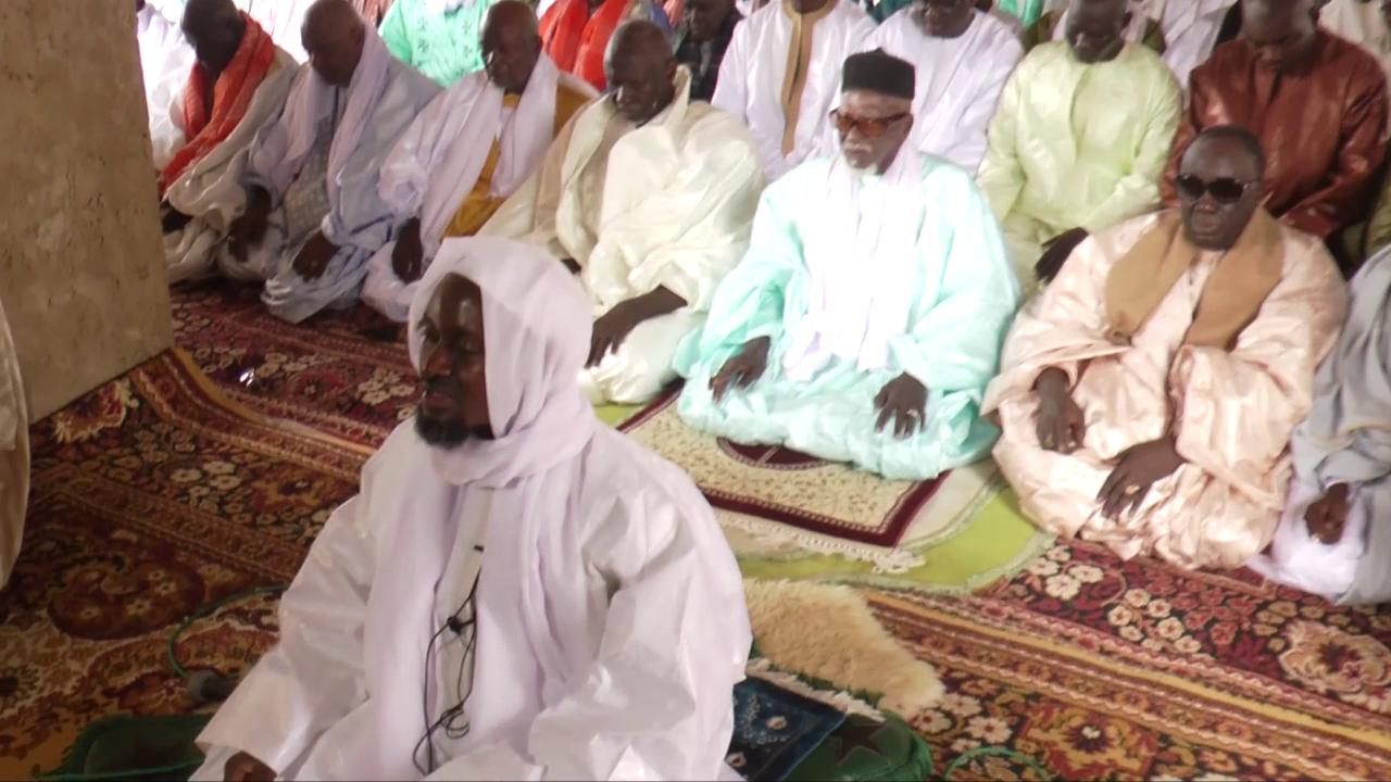 Religion : Korité 2016 à Touba