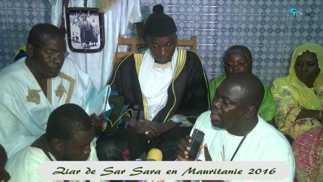 Religion : sur les traces de Cheikh Ahmadou Bamba, Ziar de Sar Sara en Mauritanie