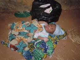 Société :Darou Khoudoss, un nouveau né abandoné retrouvé sain et sauf