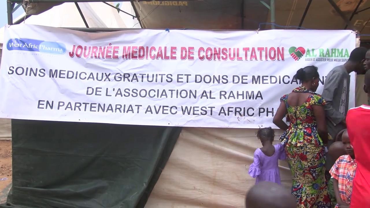 Consultations médicales gratuites : L'association
