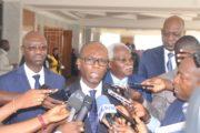21ème FORUM DE LA REASSURANCE AFRICAINE : Discours du ministre Birima Mangara