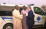 Coopération: L'ONG Hôpital Assistance International offre à l'hôpital Enrich Lubké de Diourbel du matériel médical d'une valeur de 300 millions de FCFA.