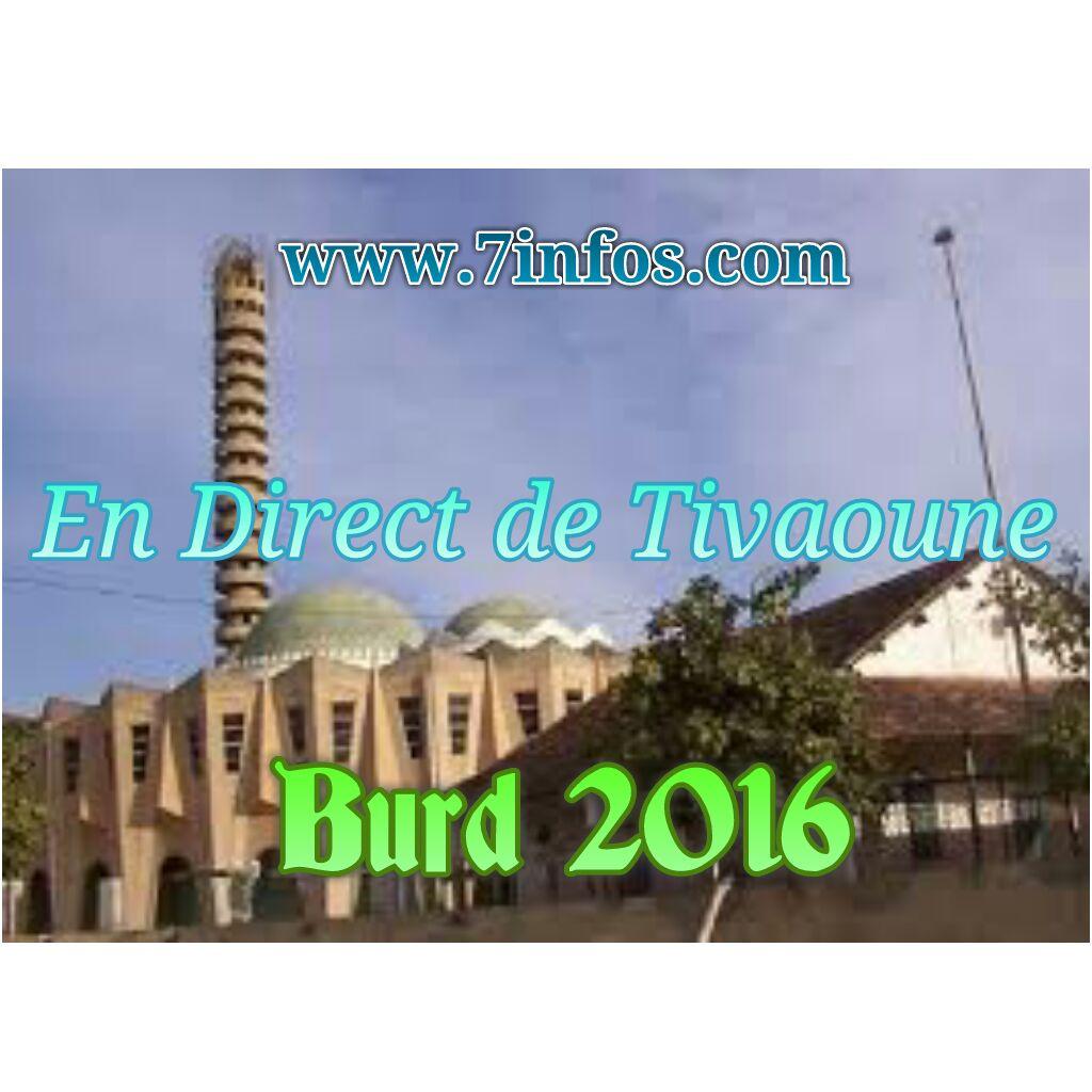 Tivaoune : Revivez la clôture du Burd 2016