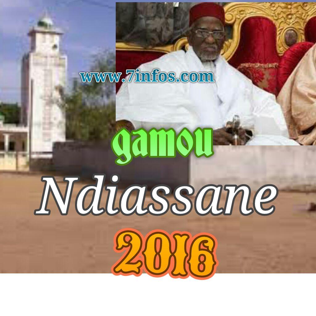 Religion : Ndiassane, lieu de convergence des fidèles pour la célébration de son Gamou annuel
