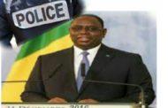 Message à la nation du chef de l'état du 31 décembre 2016, le président promet la création 10 nouveaux postes de police frontaliers pour lutter contre l'insécurité