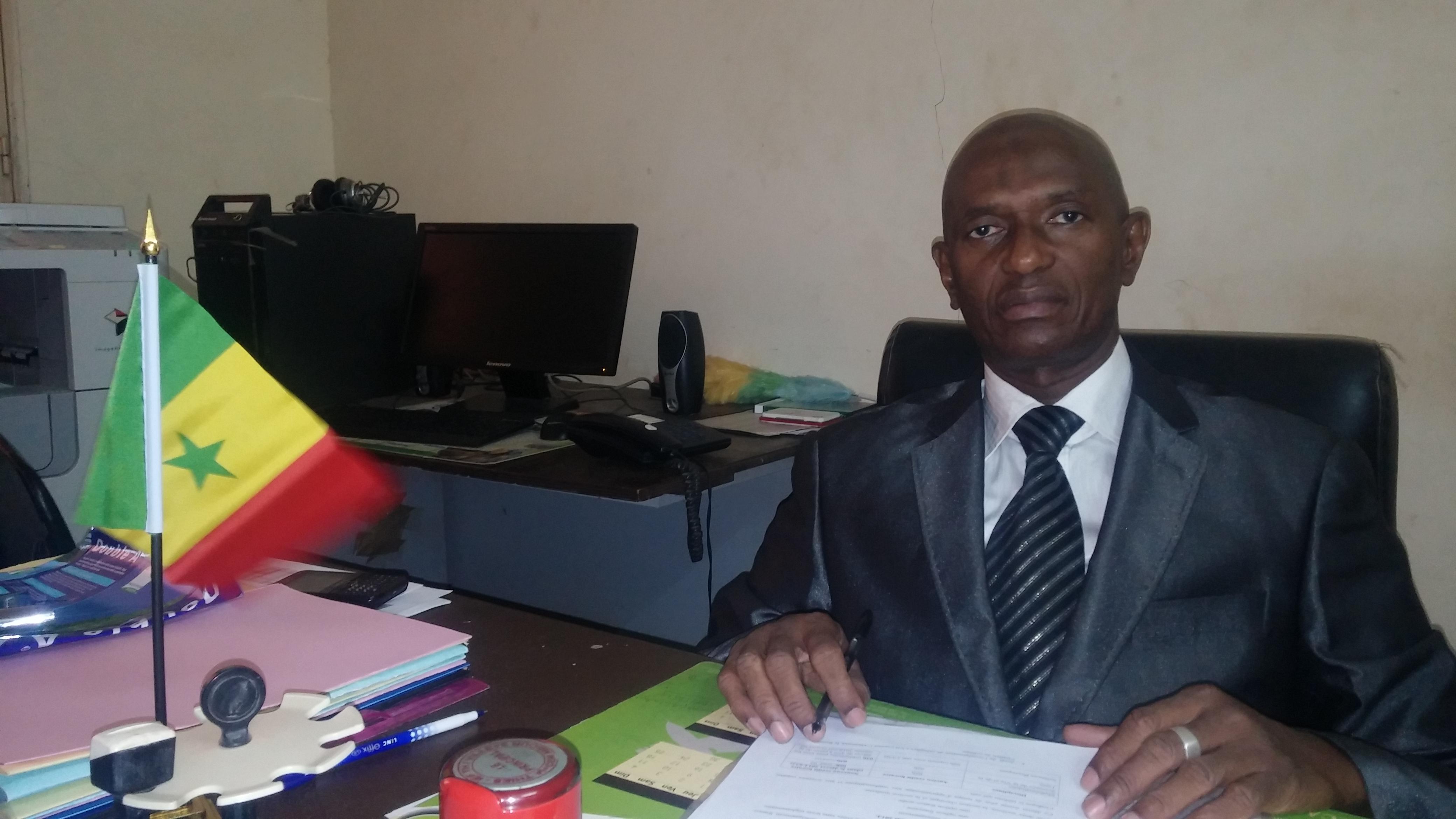 Portrait : Monsieur Gueye principal du CEM Mbour 2 de Thiès, un exemple pour le système éducatif