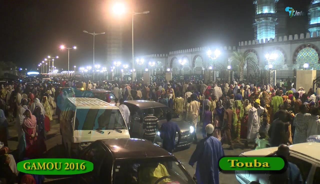 Les temps du Gamou 2016 à Touba et dans d'autres localités de la région de Diourbel