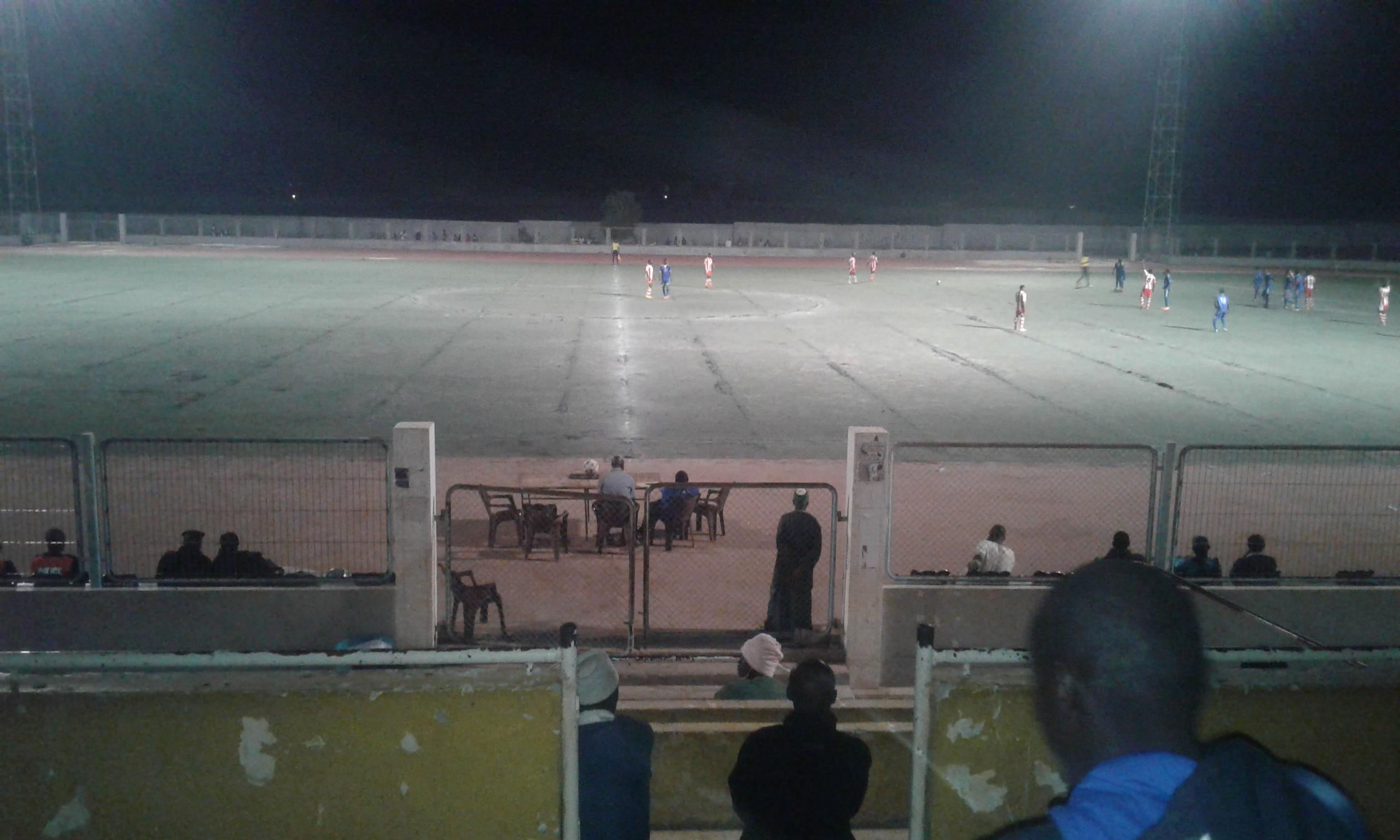 NAVETANES: Phases Régionales de Diourbel, les 1/4 de finales joués entre Diourbel et Mbacké