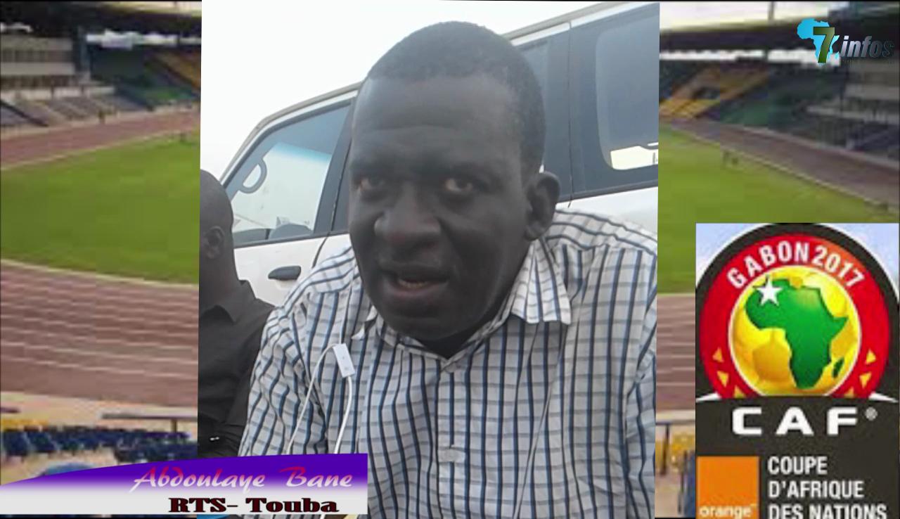 Sport : CAN total Gabon 2017 , le journaliste Abdoulaye Bane de la Rts à Touba décortique les chances du Sénégal
