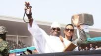 URGENT : Crise gambienne, Enfin !  Jammeh est parti .