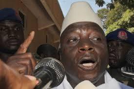 Gambie : Jammeh limoge son ambassadeur au Sénégal