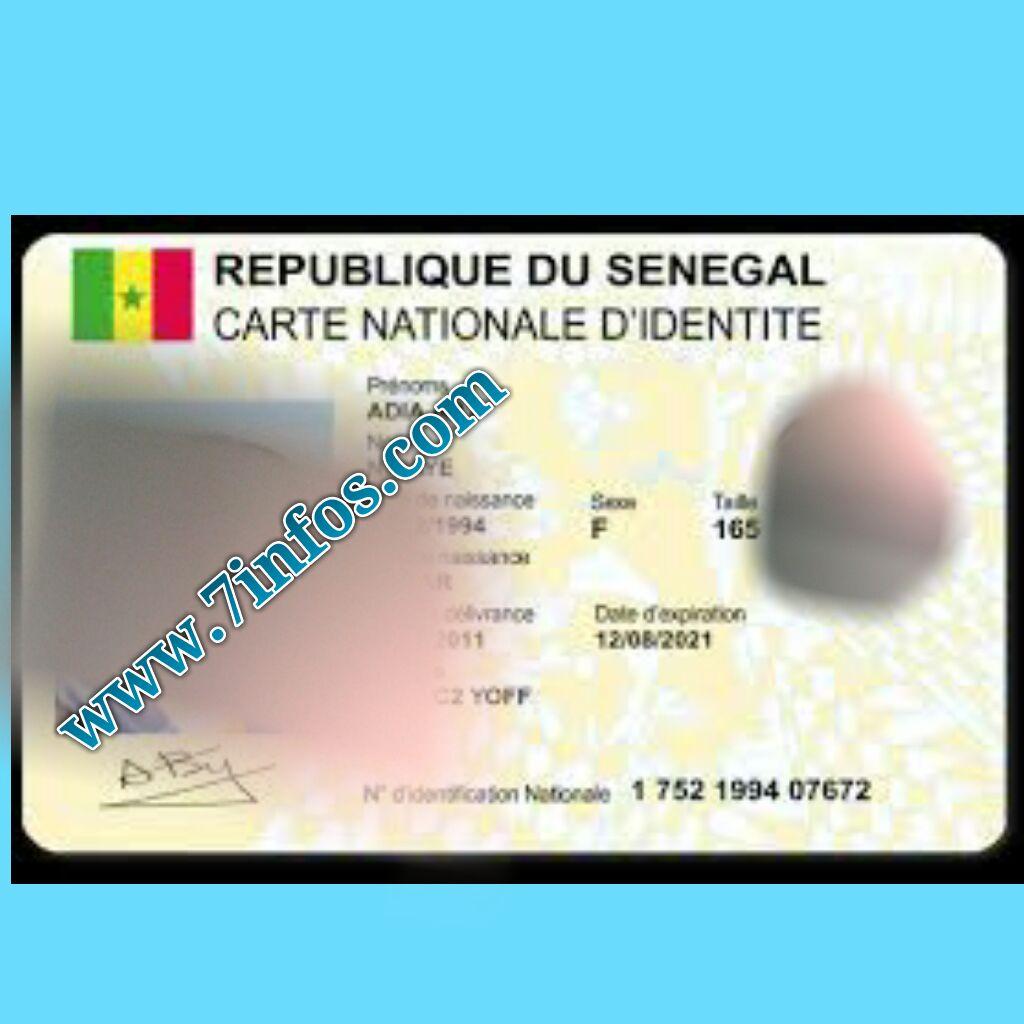 Prorogation de la durée de validité des cartes d'identité numérisées jusqu'au 31 Mars 2017