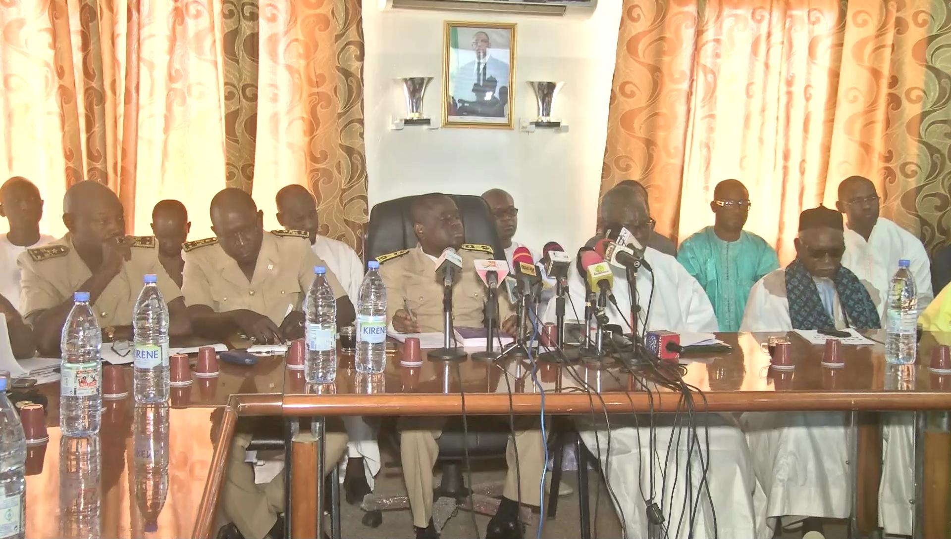 Gouvernance de Louga: Voici les temps forts  du CRD préparatoire du magal de Mbacké Cayor édition 2017
