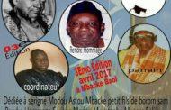 Religion: Serigne Fallou Ndiaye dit Baye Galass et son staff se préparent pour la 3éme édition de la journée culturelle Cheikh Mouhamadoul Fadal Mbacké